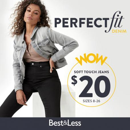 Best&Less $20 soft touch denim