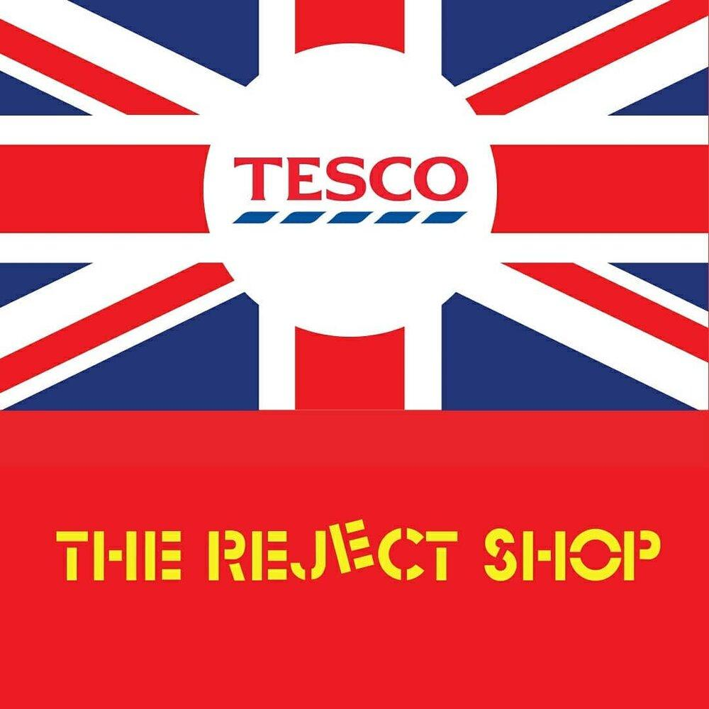 Tesco in-store at The Reject Shop